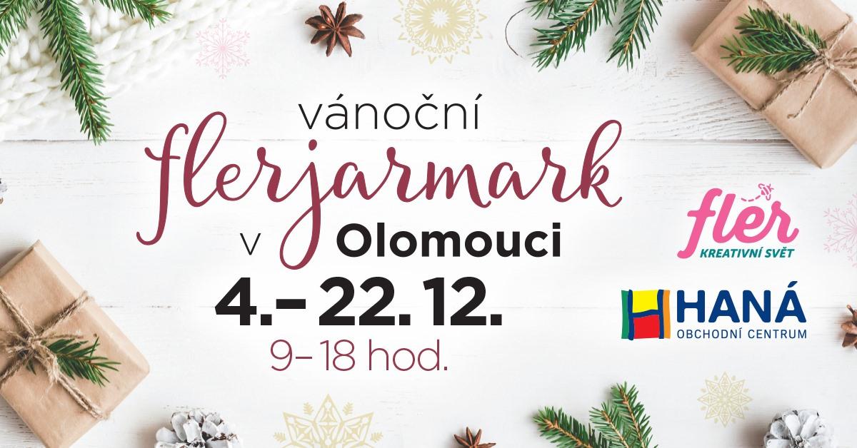 Vánoční flerjarmark v Olomouci