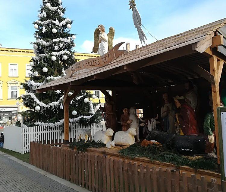 Vánoce za dveřmi