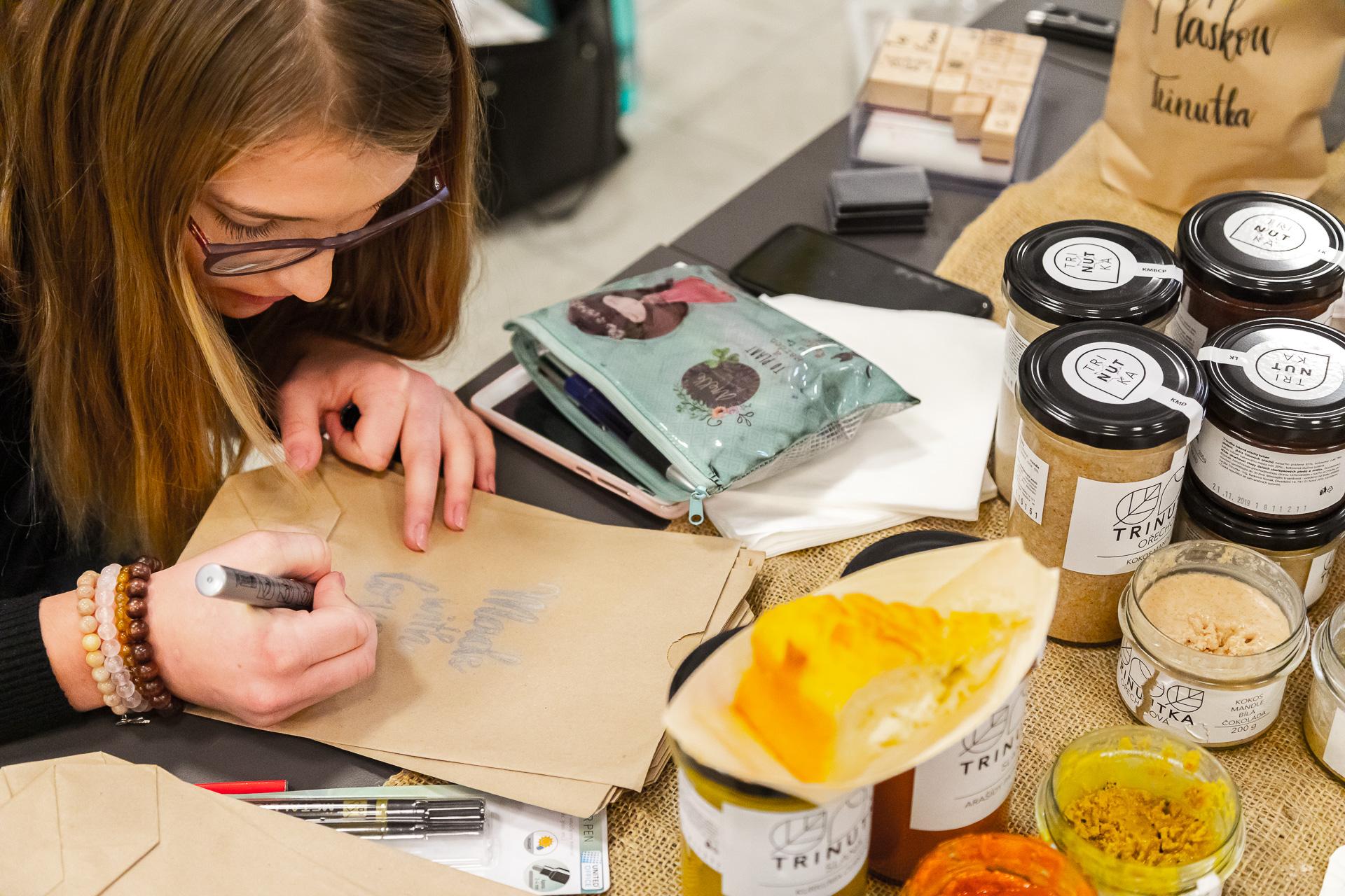 Handmade Market – Vyrobeno s láskou organizuji sama, říká Ing. Monika Kaličinská (32)