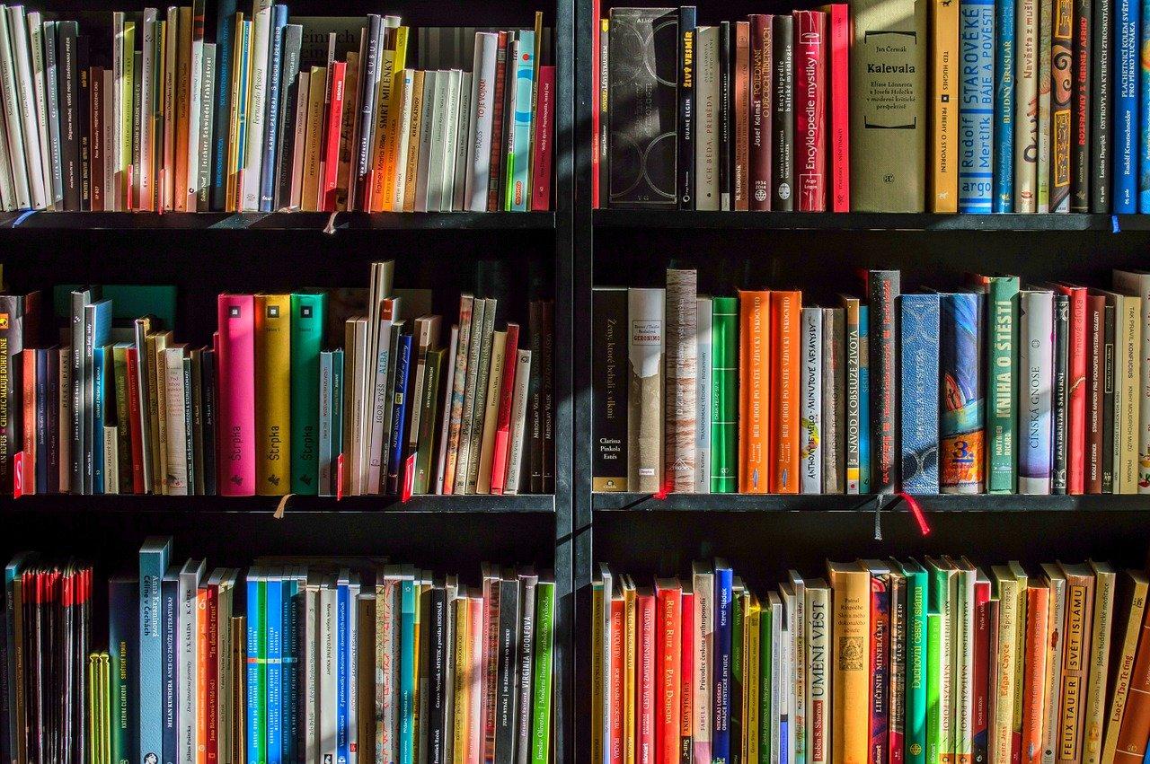Jak na osobní rozvoj pomocí knih?