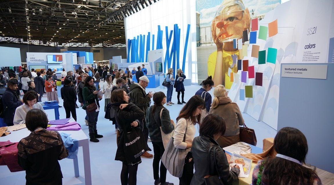 Jednotná digitální platforma veletrhu Premiére Vision Paris
