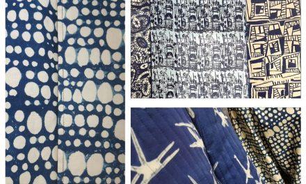 Móda v modré. Tradice a současnost indiga v českém a japonském textilu