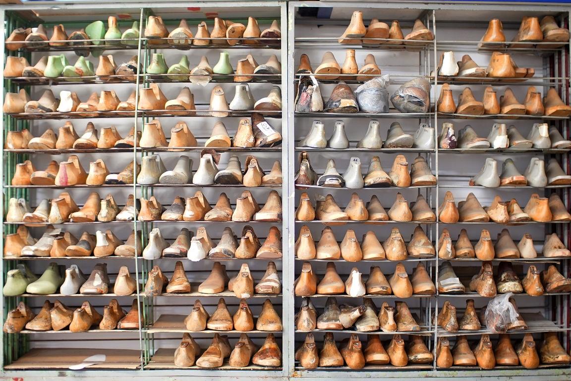 Inzerce - Rozhovor s obuvníkem Michaelem Horkým