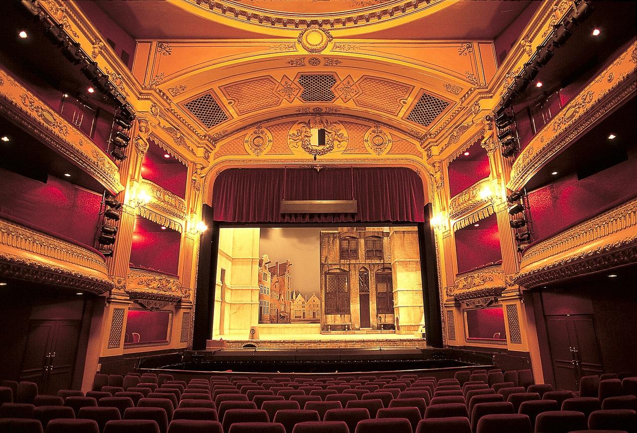 Připomínka kultury, aneb Světový den divadla