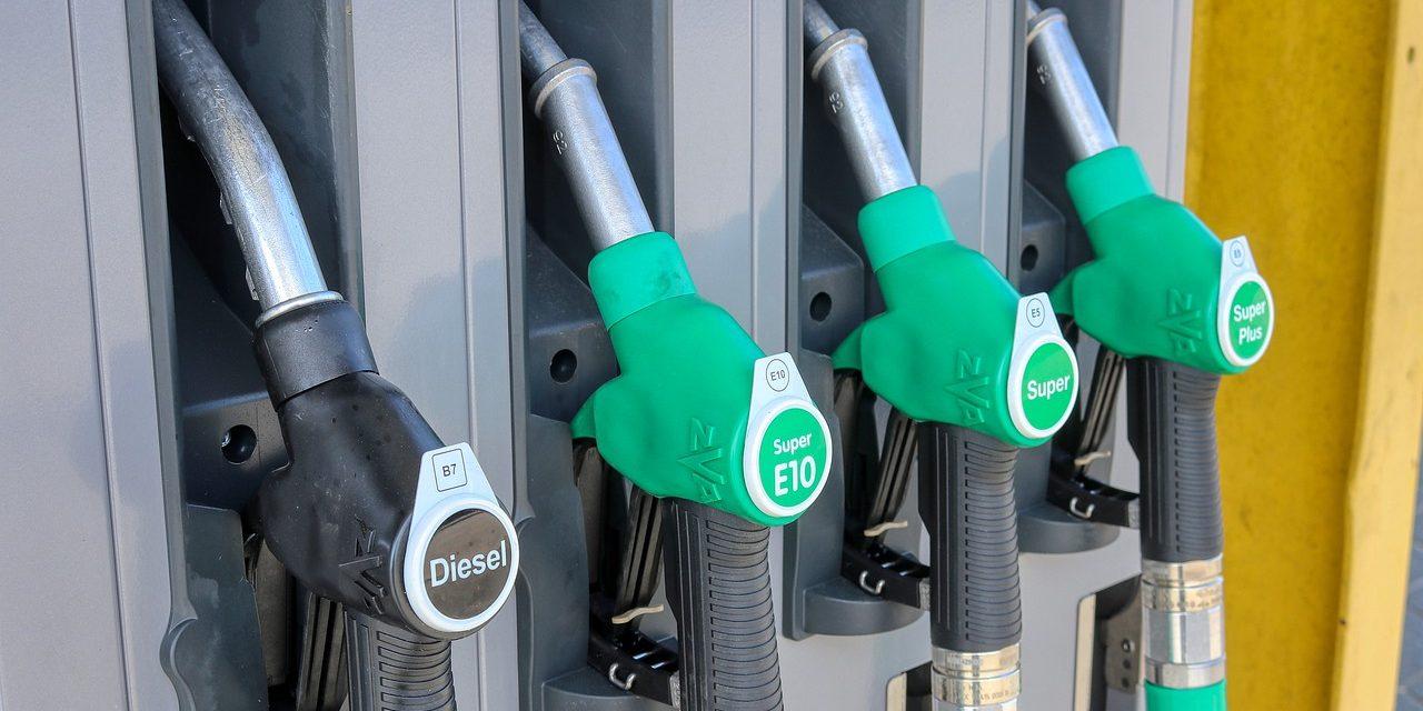 V dubnu 2021 vyhověly všechny kontrolované vzorky PHM (pohonných hmot)