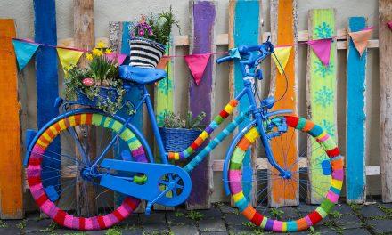 Oslavili jste včerejší Světový den jízdního kola nějakou vyjížďkou v poutavém oděvu?
