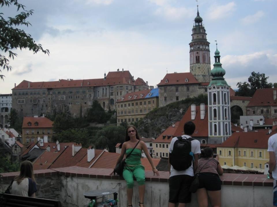 Český Krumlov a Lipno