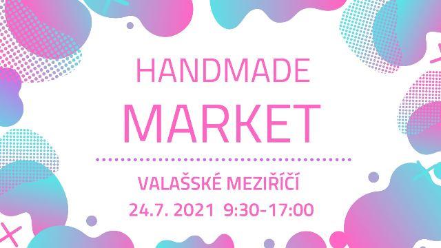 Valašské Meziříčí - Handmade market - vyrobeno s láskou