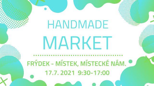 Frýdek - Místek - Handmade market - vyrobeno s láskou