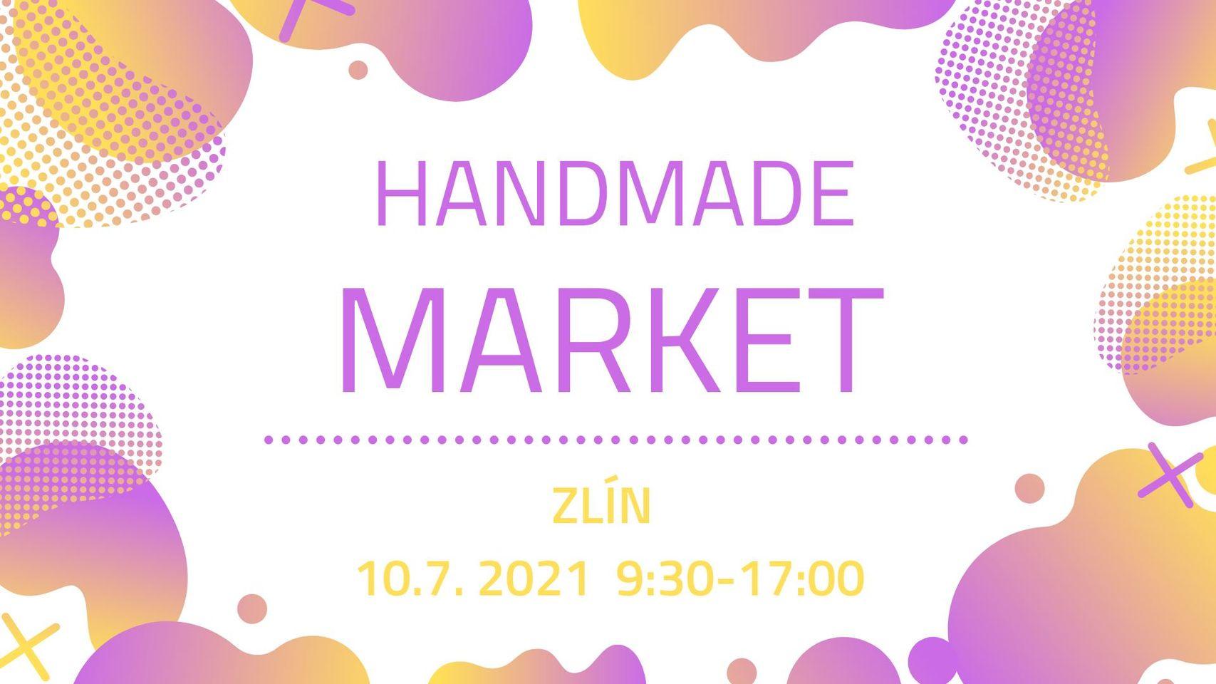Handmade market - vyrobeno s láskou