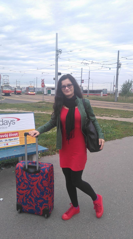 Můj cestovní kufr - zážitky z Česka