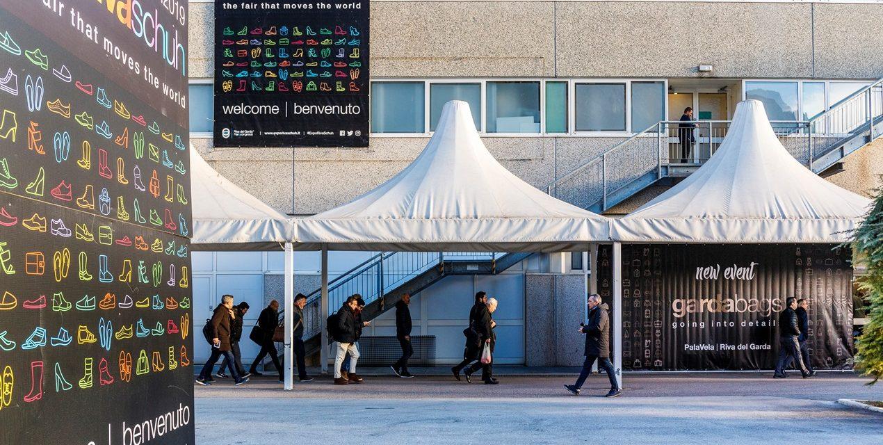 Veletrhy Expo Riva Schuh and Gardabags jsou zpět v offline podobě