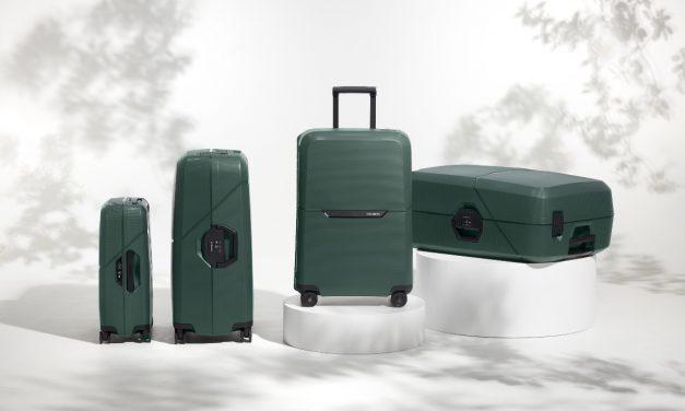 Samsonite – kolekce zavazadel Magnum Eco