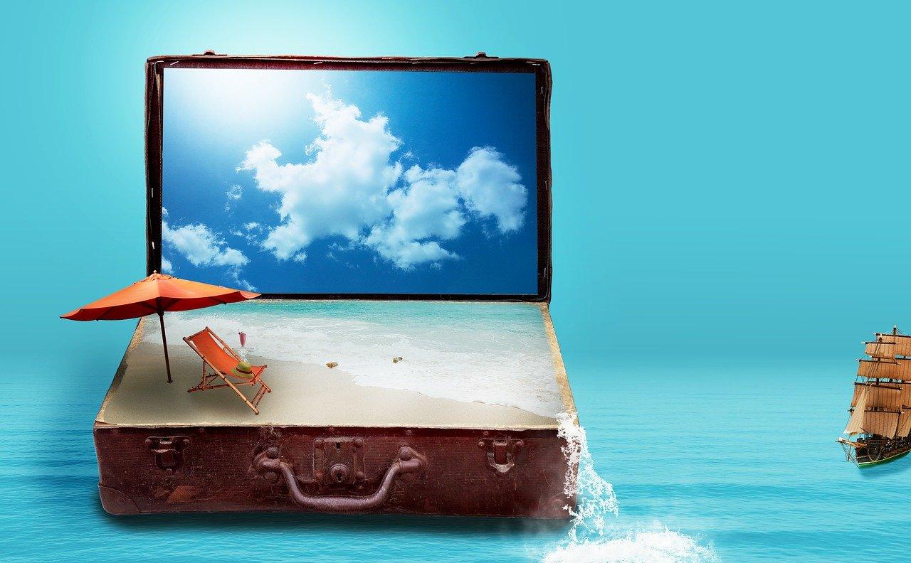 Můj cestovní kufr - zážitky ze zahraničí