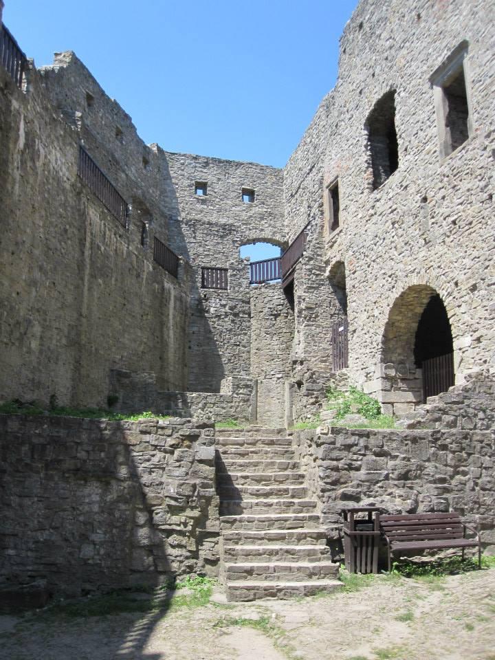 V Česku máme krásné hrady a zámky