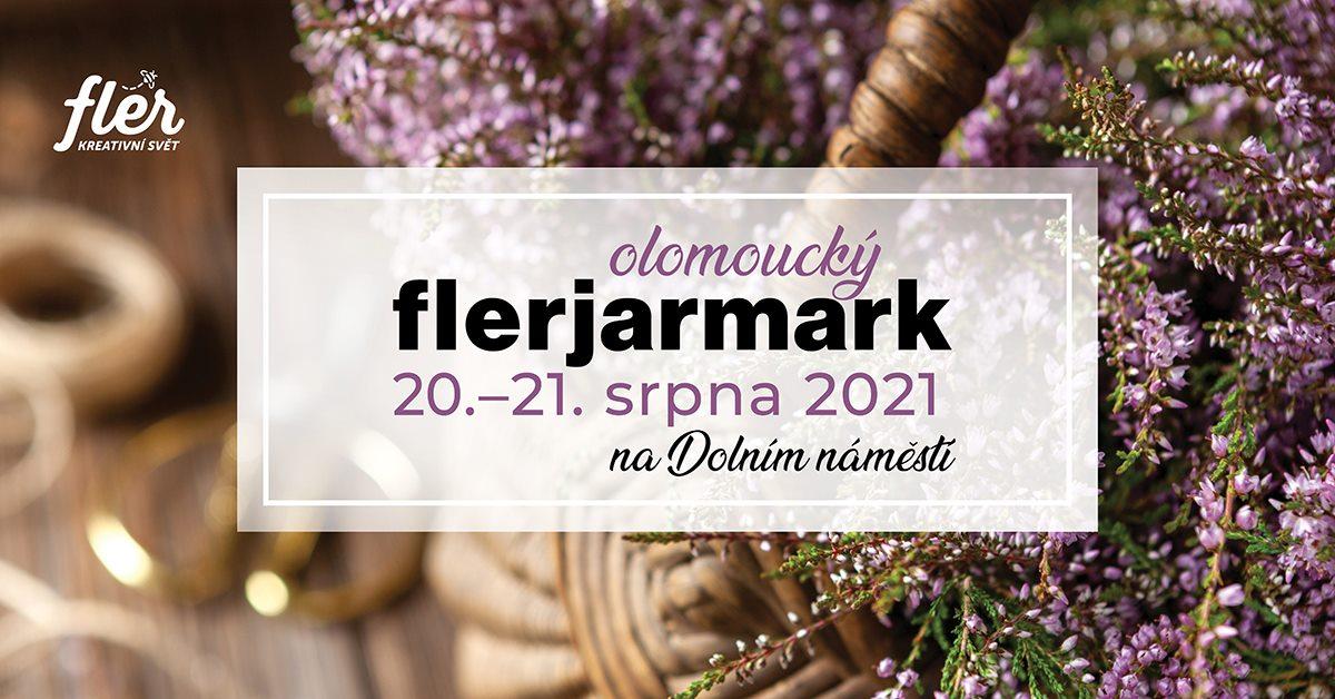 Olomoucký Flerjarmark na Dolním náměstí - srpen 2021
