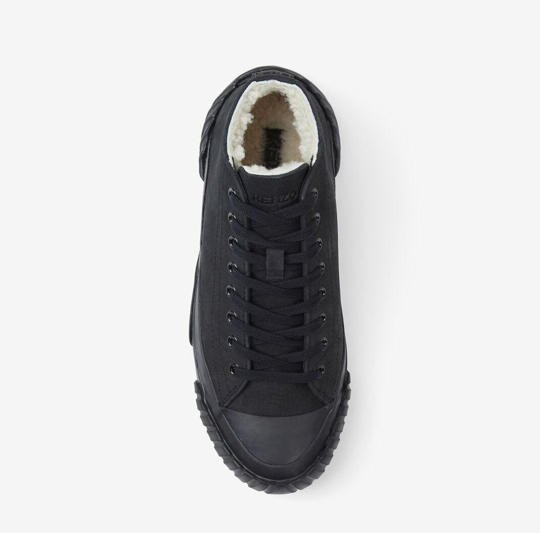 Dámy užijte si podzim v obuvi značky Kenzo