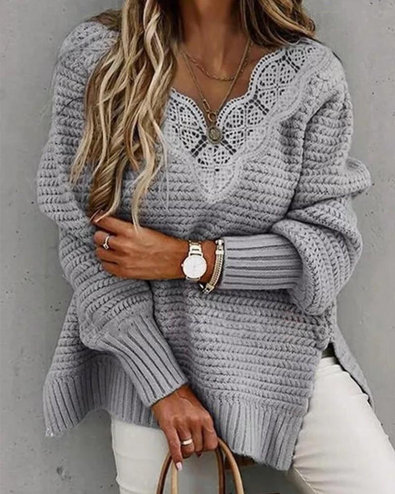 Dámské svetry nejsou nudné. Který si vyberete vy?