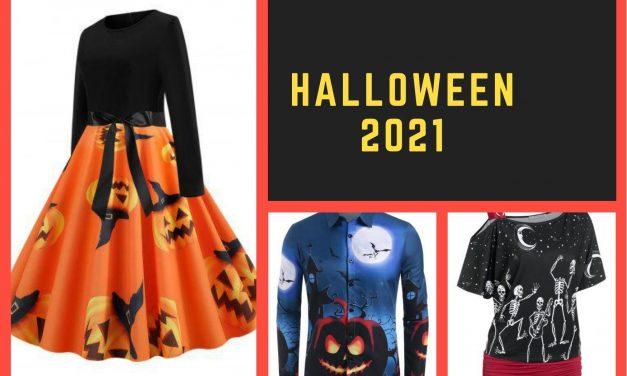 Dámy připravte sebe a svého partnera na Halloween včas