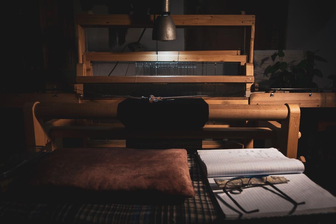 Tkalcovna na Betlémě – ruční tkaní s láskou