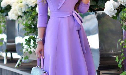 Business šaty jsou do práce ideální