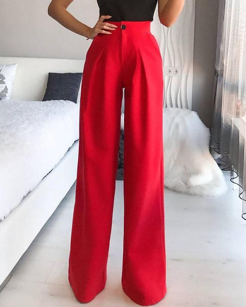 Dámské látkové kalhoty, které musíte mít!