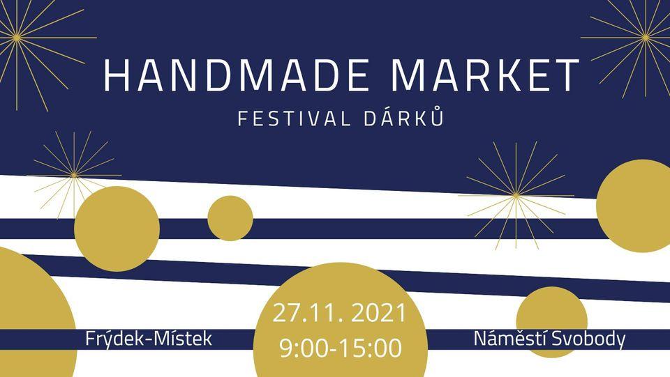 Frýdek - Místek - Handmade market - festival dárků